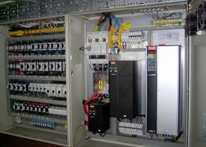 électricien électricité industrielle