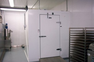 Froid industriel et froid commercial - Chambre froide commercial ...