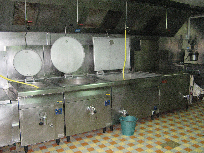 Entreprise dupas pau gan 64 froid mat riel cuisines for Mobilier cuisine industrielle