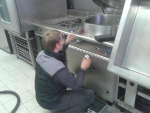 dépannage cuisines industrielles
