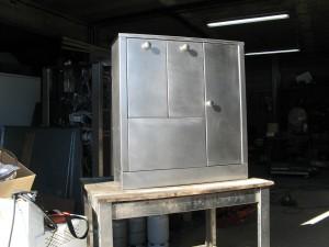mobilier inox pau